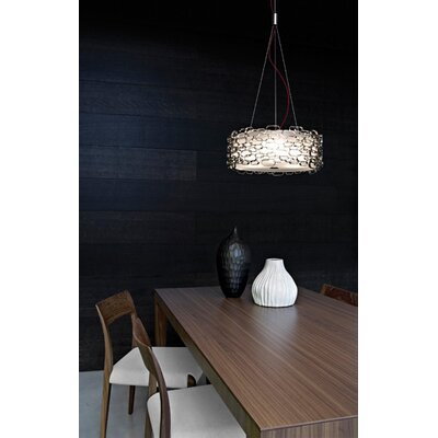 Terzani Glamour Three Light Pendant