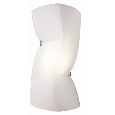 Terzani Petite Left Theatre 1 Light Wall Sconce