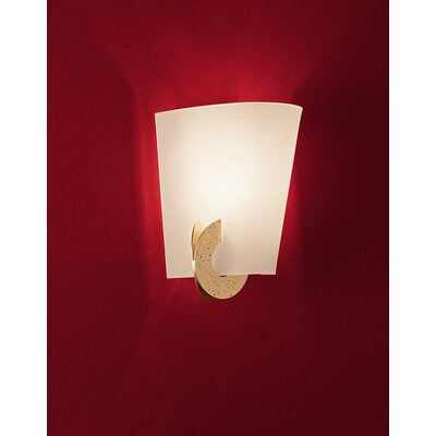 Terzani Solune 1 Light Right Wall Sconce