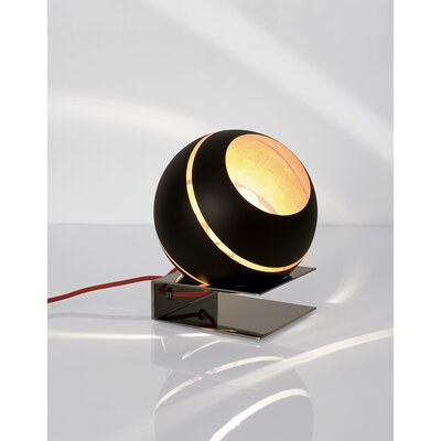Terzani Bond One Light Table Lamp in Black