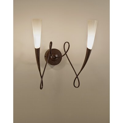 Terzani Virgins 2 Light Wall Sconce
