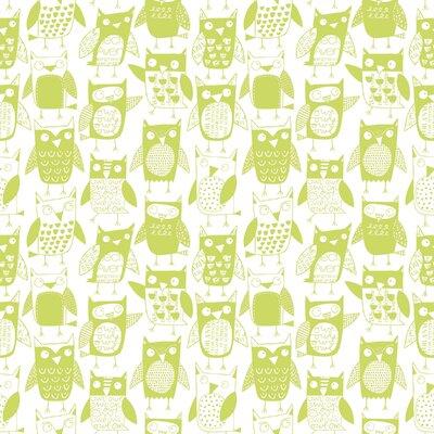 Loboloup Owls wallpaper