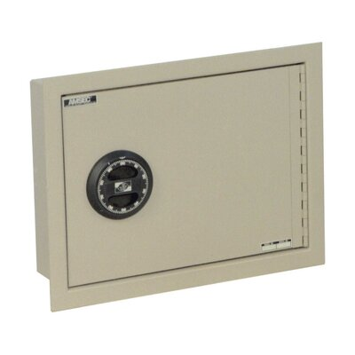 Amsec Heavy Duty Wall Safe [0.3 CuFt]