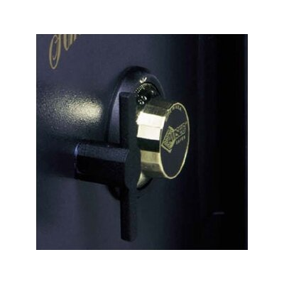 "Amsec ""B"" Rated Heavy Duty Wall Safe"