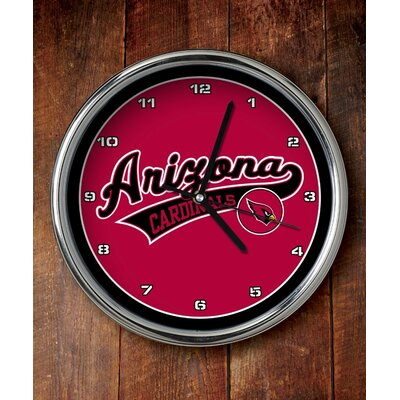 The Memory Company NFL Chrome Clock