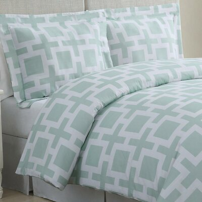 Echelon Home Links Duvet Cover Set