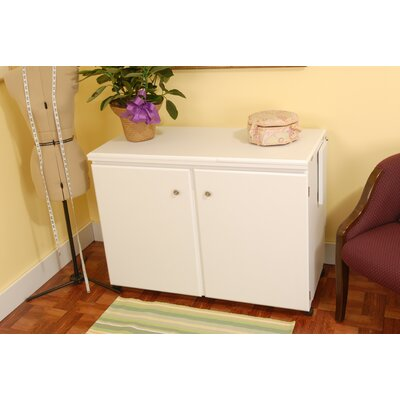 Bertha Sewing Cabinet