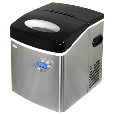 NewAir Portable 50 Pounds Ice Maker