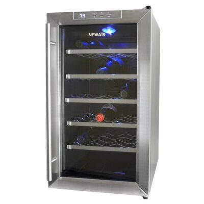 Newair 18 Bottle Single Zone Thermoelectric Wine