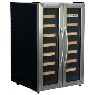 Newair 32 Bottle Dual Zone Thermoelectric Wine