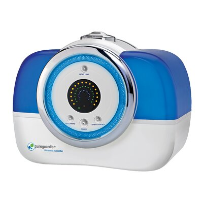 PureGuardian 144-Hour Ultrasonic Digital Humidifier