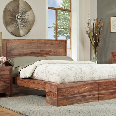Modus Furniture Atria Panel Bed