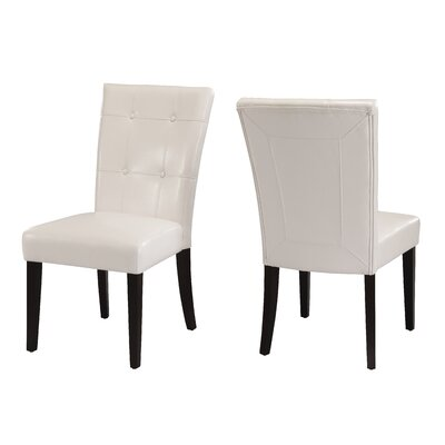 Modus Furniture Bossa Parsons Chair (Set of 2)