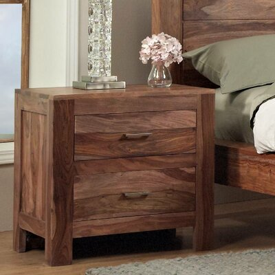 Modus Furniture Atria 2 Drawer Nightstand