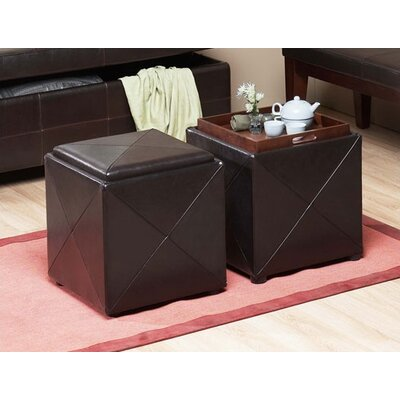 Modus Furniture Milano Storage Cube Ottoman