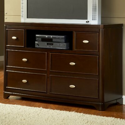 Modus Furniture Telos 6 Drawer Dresser