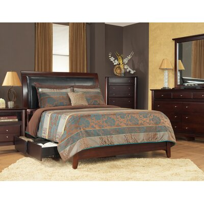 Modus Furniture City II Sleigh Bedroom Collection