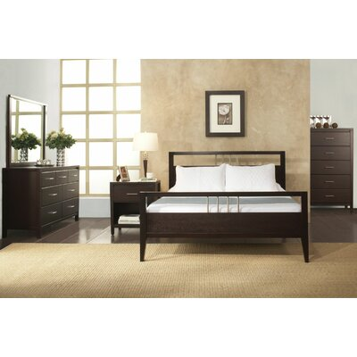 Modus Furniture Nevis Platform Bedroom Collection