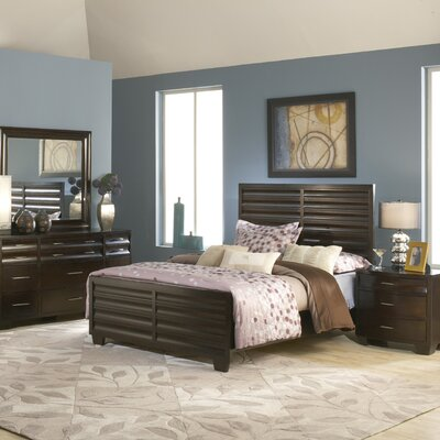 Modus Furniture Contour Panel Bed