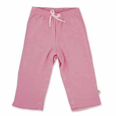 Baby Star Soy Organic Pant in Cotton Candy Pink