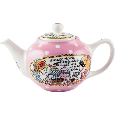 Blond-Amsterdam Small Talk Tea Pot