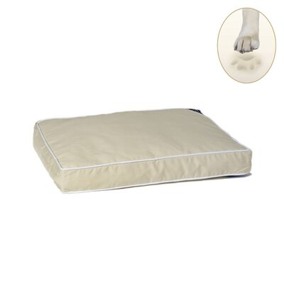 Pet Dreams Classic Memory Foam Dog Pillow