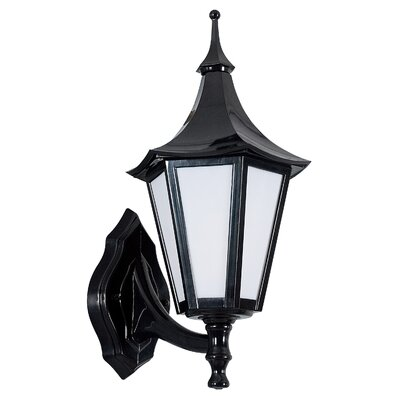 Sunset Lighting 1 Light Outdoor Wall Lantern
