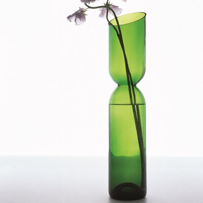 Artecnica tranSglass Double Satin Vase