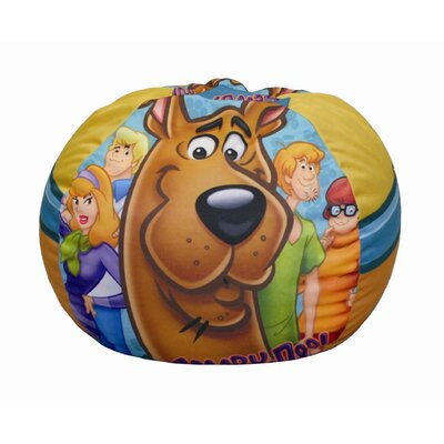 Newco Kids Scooby Doo Paws Bean Bag Chair