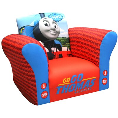 Hit Entertainment Thomas and Friends Full Steam Ahead Kid's Rocking Chair
