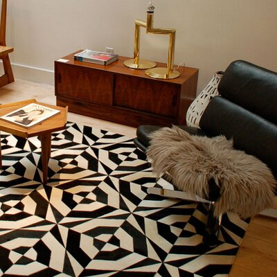 Pure Rugs Patchwork Cowhide No. 1 Rug