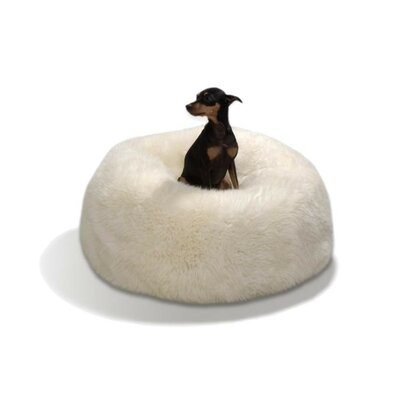 Pure Rugs Sheepskin Bean Bag Chair