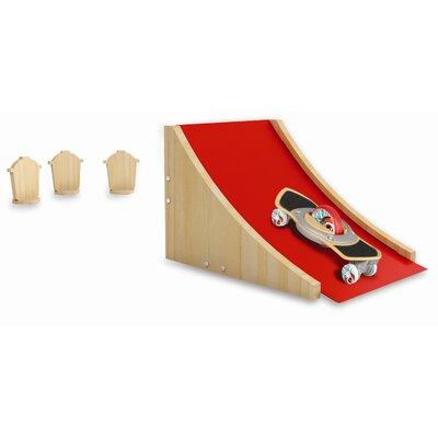 Red Tool Box Street Board Set