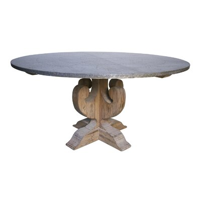 Noir Curlin Dining Table