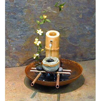 Nature Well Tabletop Fountain