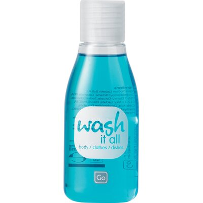 Go Travel Wash It All Multi Purpose Travel Wash