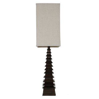 "J. Hunt Home 37"" H Table Lamp with Softback Shade"