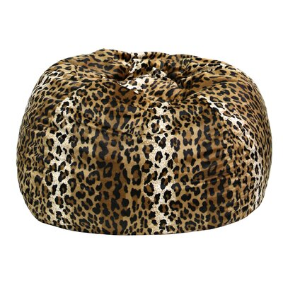 Cheetah Safari Bean Bag Chair