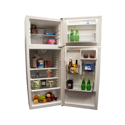 Aficionado 10.28 Cubic Ft. Top Freezer Refrigerator