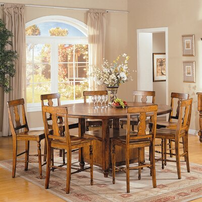 Tuscany 9 Piece Counter Height Dining Set