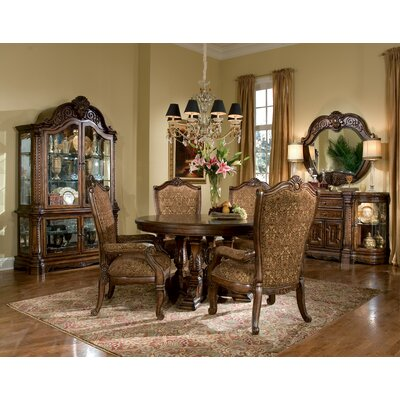 Michael Amini Windsor Court 5 Piece Dining Set