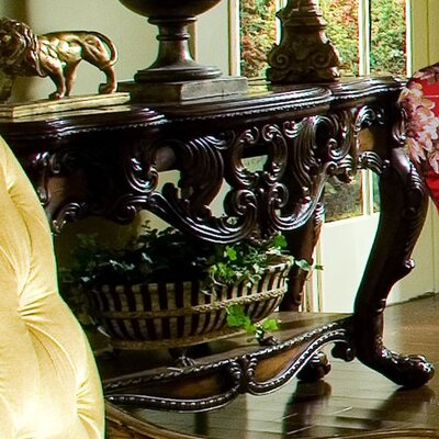 Michael Amini Chateau Beauvais Console Table