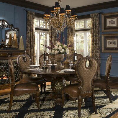 Michael Amini Sovereign 7 Piece Dining Set