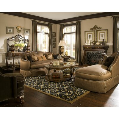 Michael Amini Sovereign Coffee Table Set