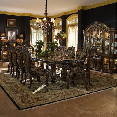 Oppulente 11 Piece Dining Set Wayfair