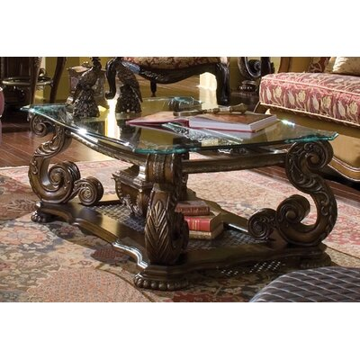 Michael Amini Oppulente Coffee Table Set