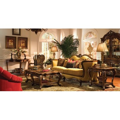 Michael Amini Palais Royale Coffee Table Set