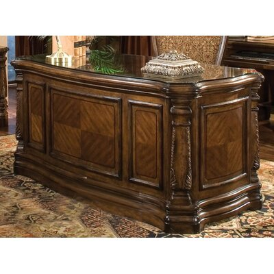 Michael Amini Windsor Court Standard Desk Office Suite