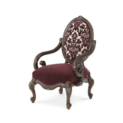 Lavelle Oval Back Wood Chair