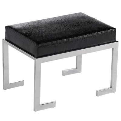 Sunpan Modern Bridget Crocodile Stool